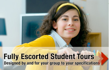 Escorted Student Tours